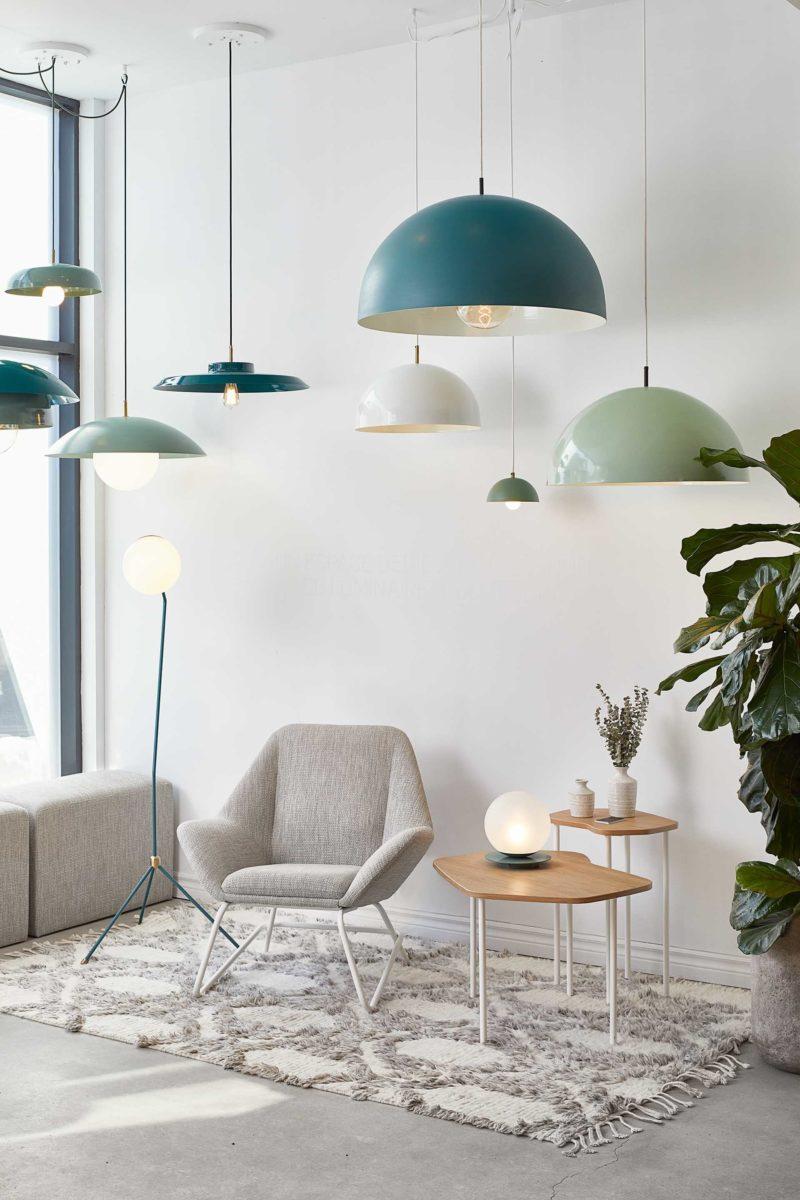 Artopex Fjord armchair tables